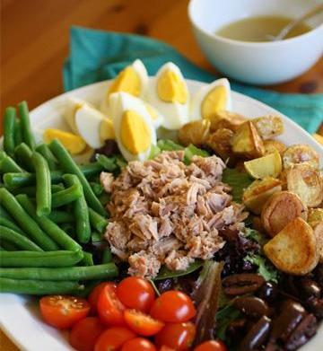 Sunday Dinner: Salade nicoise