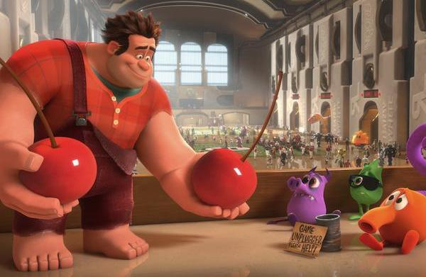 Wreck-It Ralph movie review: Q-Bert's back!