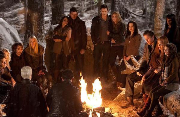 Twilight crew bids goodbye to its