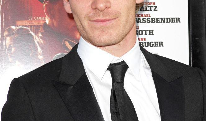 Michael Fassbender is Macbeth