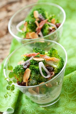 Jamie Deen's Broccoli Salad