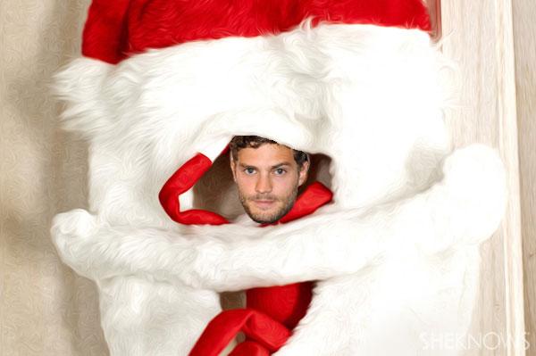 Jamie Dornan Elf on the Shelf Meme