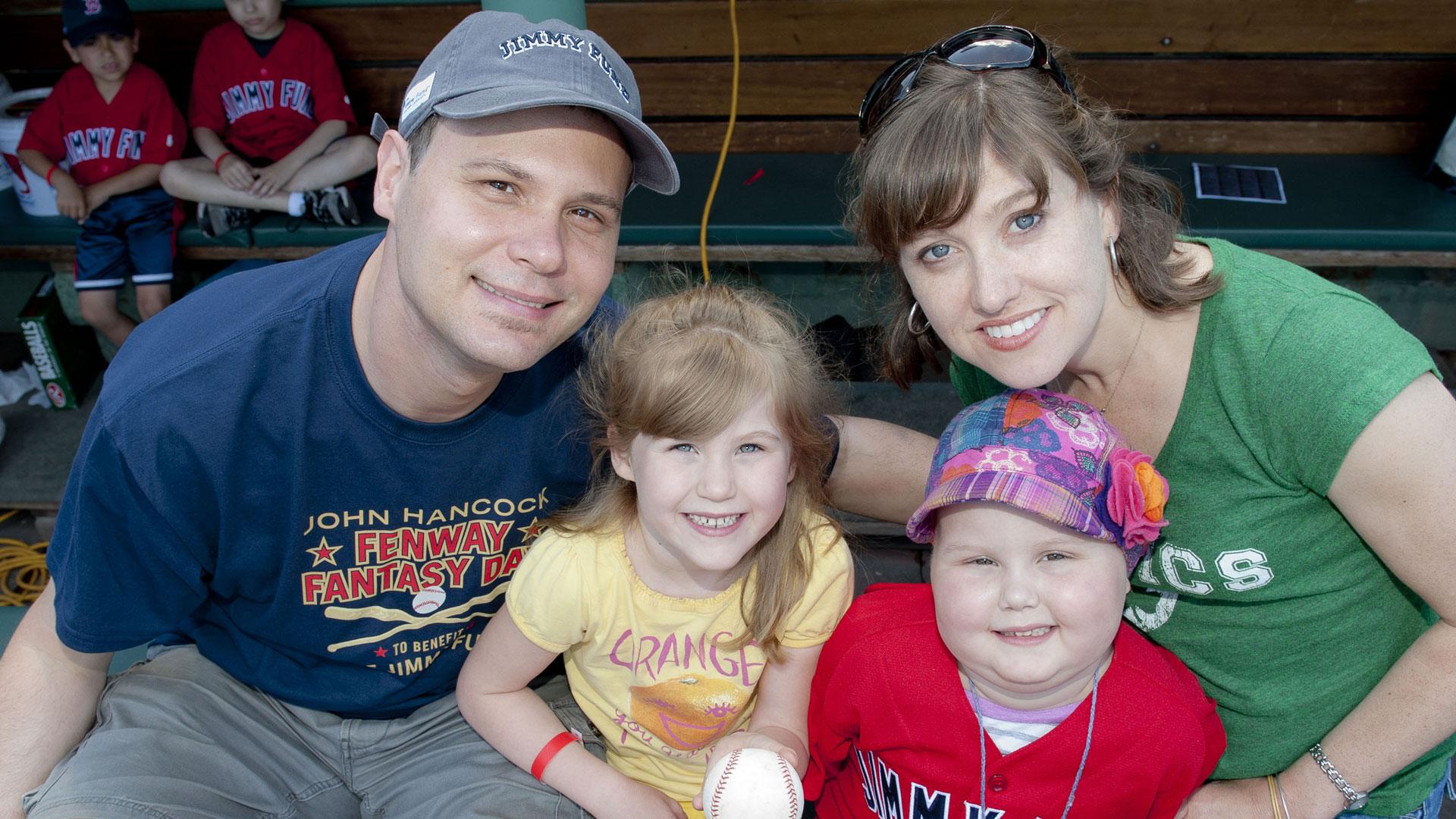Jane Roper and family