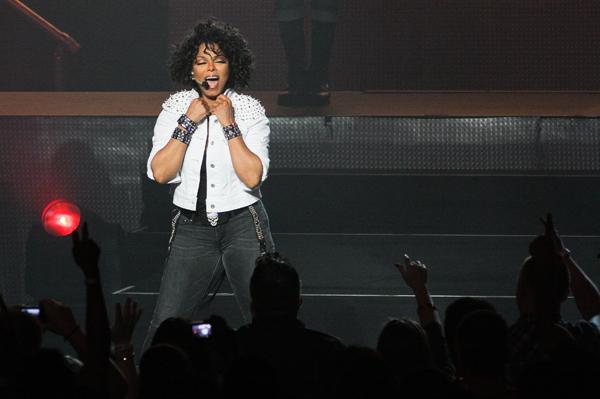 Janet Jackson no longer contender for X Factor judge