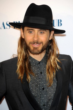 Jared Leto admits he dressed in drag during his normal life