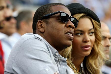 Jay-Z eyonce