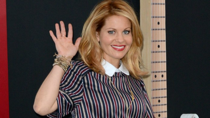Candace Cameron Bure quits — The