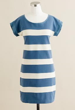 jcrew rowboat dress