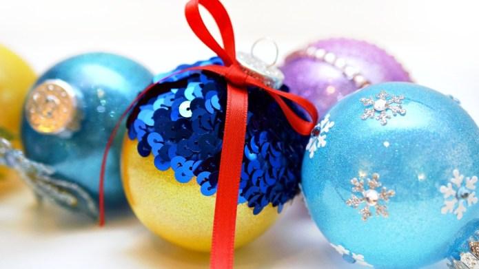 6 Stylish DIY Christmas ornaments you