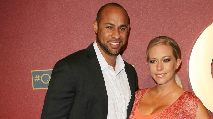 Kendra WIlkinson's father, daughter night at