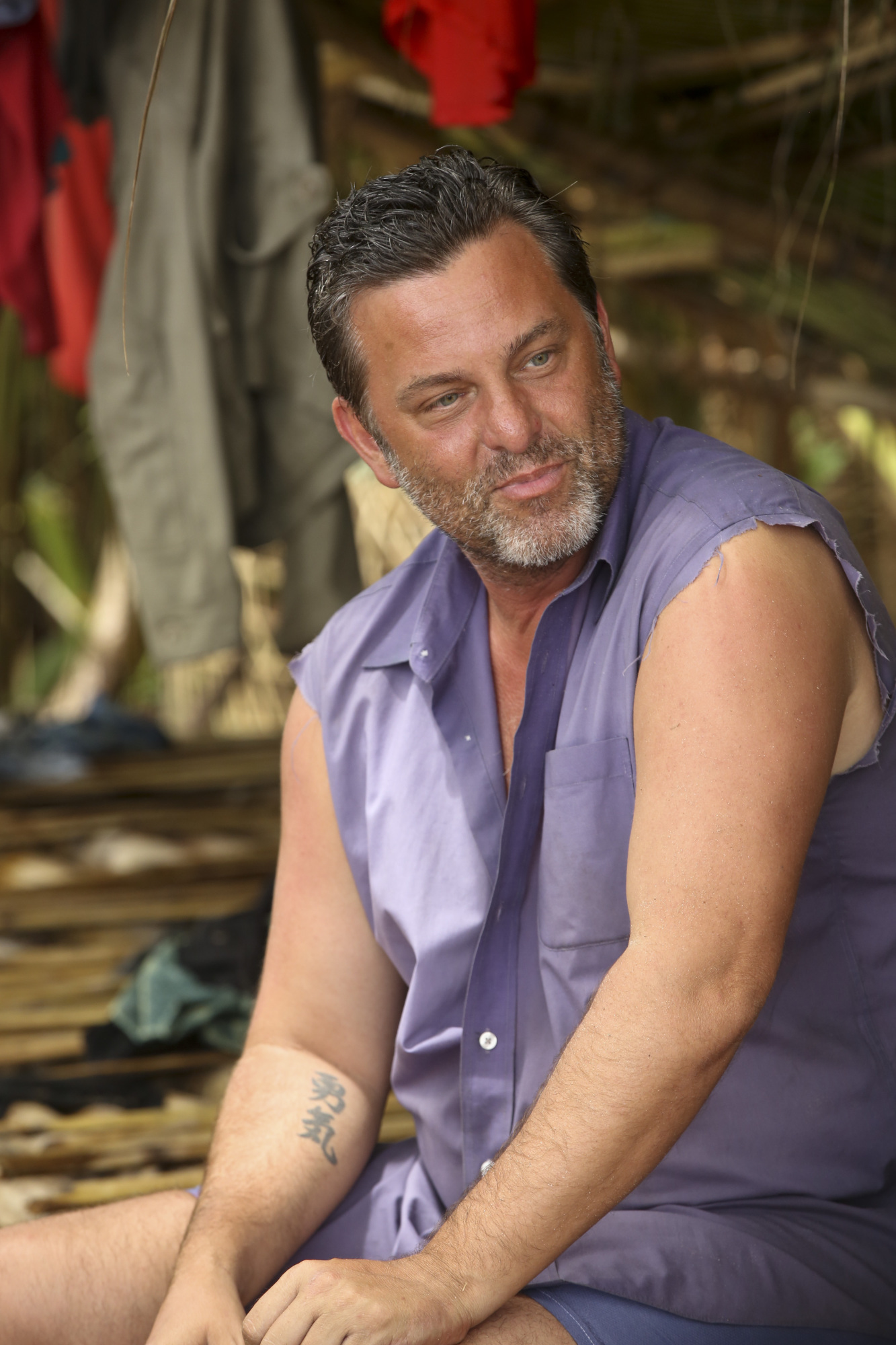 Jeff Varner on Ta Keo tribe for Survivor: Second Chance