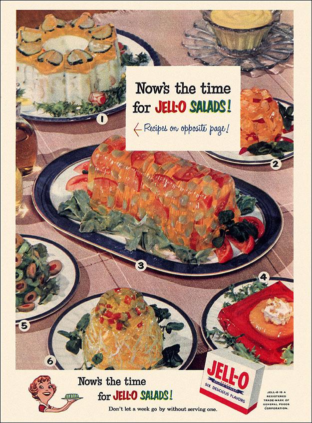 Jell-O salad