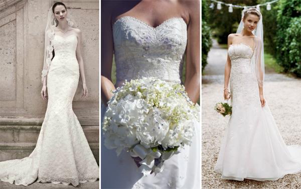 Jennifer Aniston's hypothetical wedding dress