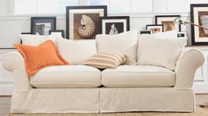 Slipcover Sleeper by Jennifer Furniture