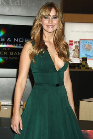 Jennifer Lawrence's low self-esteem