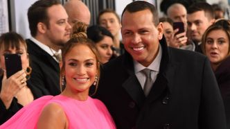 Photo of Jennifer Lopez and Alex
