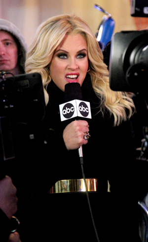 Jenny McCarthy on New Year's Eve