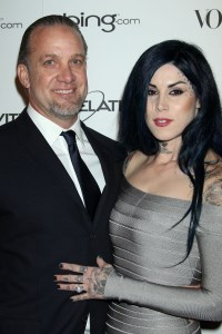 Jesse James and Kat Von D engaged