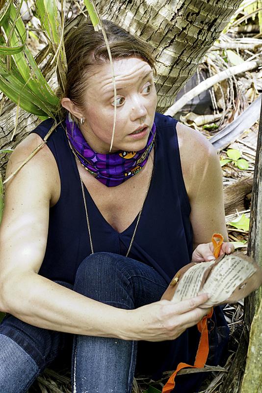 Jessica Lewis finds Legacy Advantage on Survivor: Millennials Vs. Gen-X