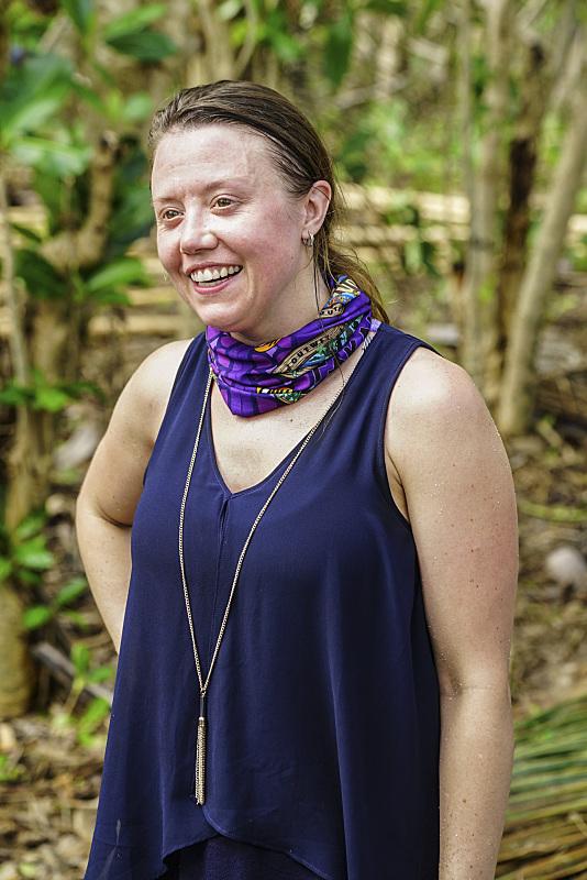 Jessica Lewis on Survivor: Millennials Vs. Gen-X