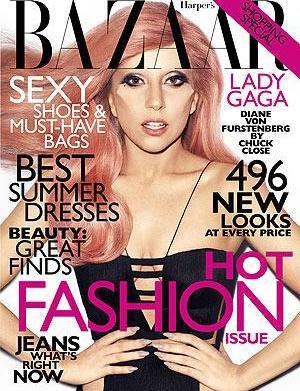 Lady Gaga talks Alexander McQueen in