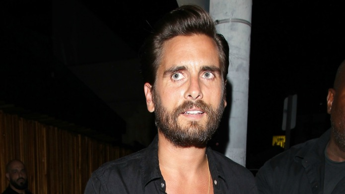 Scott Disick reportedly dissed Justin Bieber