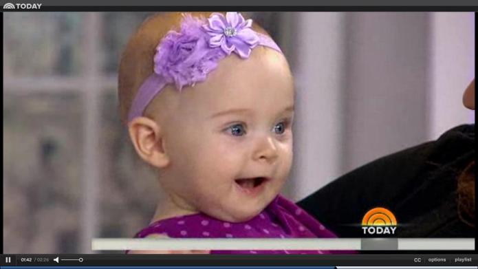Adorable 7-month-old Grace wins $50K as