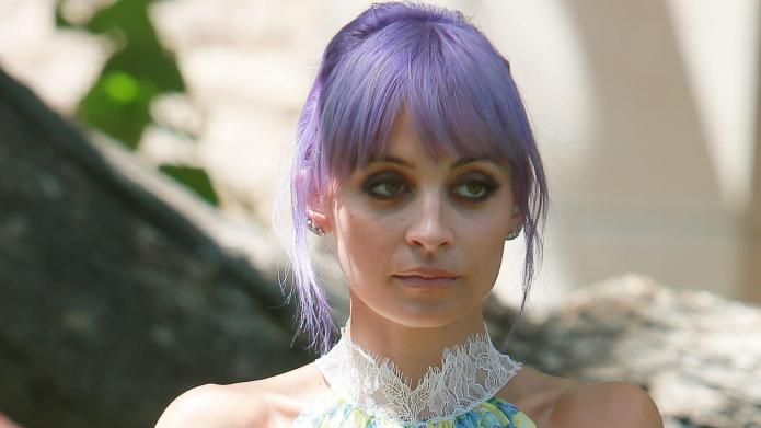 Nicole Richie says she's responsible for