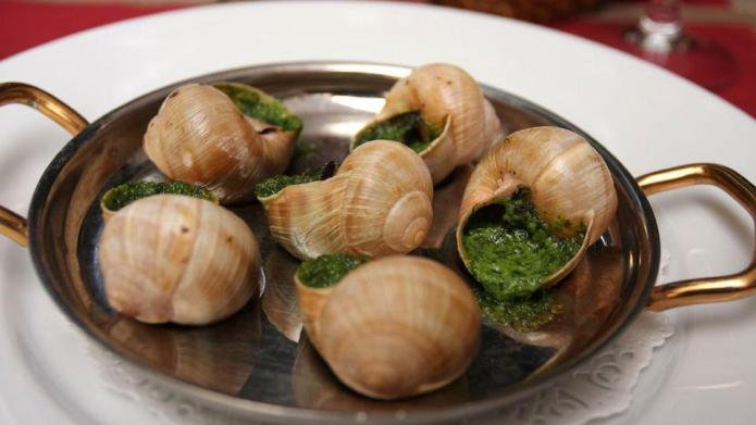 Kids try escargot and the results