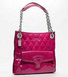 5 Pink purses we're crushing on