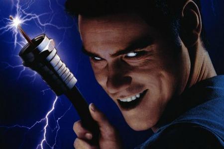 Jim Carrey Cable Guy