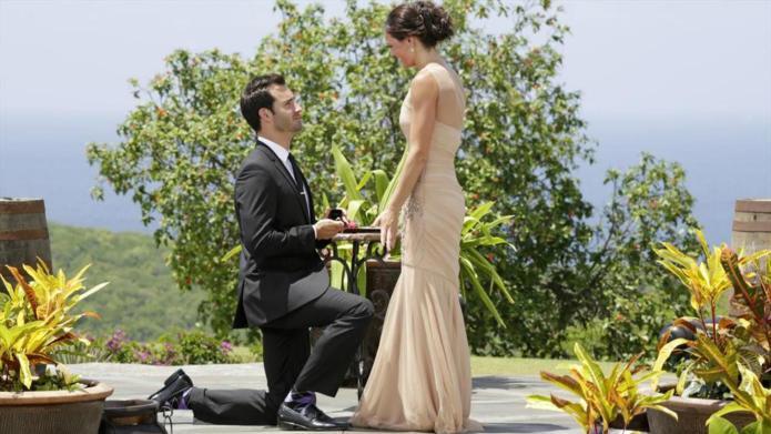Bachelorette's Desiree Hartsock and Chris Siegfried