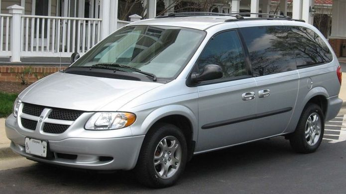8 Reasons why minivans rule