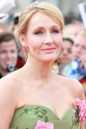 J.K. Rowling defends use of pseudonym for latest book