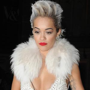 VIDEO: Rita Ora is a less
