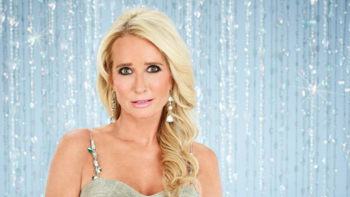 Kim Richards reportedly has an ulterior