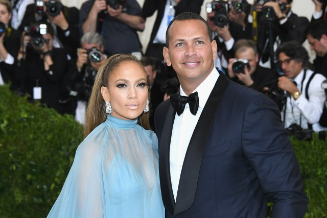 J.Lo and A-Rod