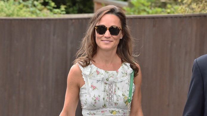 Pippa Middleton's New Haircut Makes Her