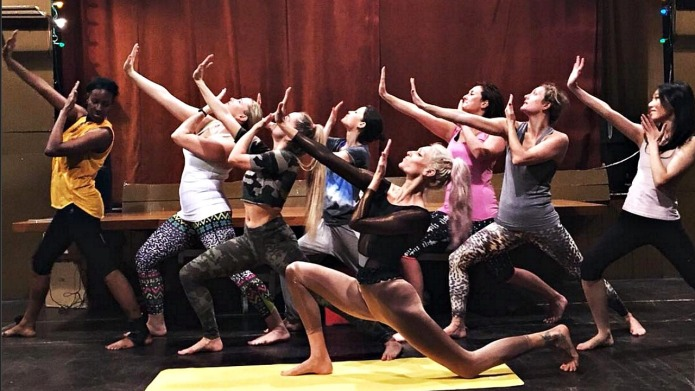 The 'Voga' fitness trend will make