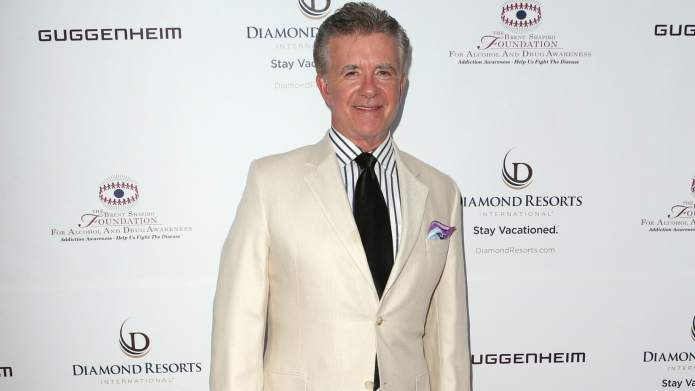 Alan Thicke, one of the '80s'