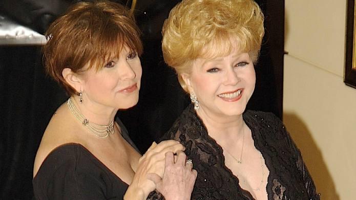 Debbie Reynolds dead at 84 following