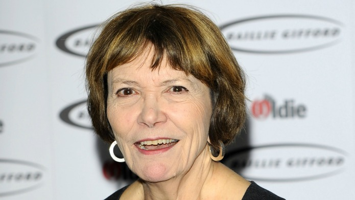 Joan Bakewell apologises for 'anorexia is