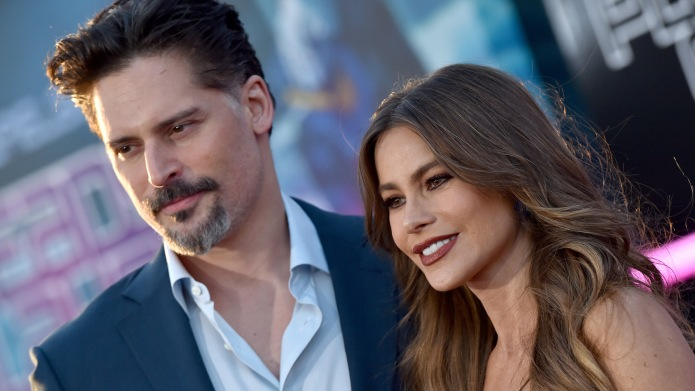 Joe Manganiello and Sofia Vergara attend