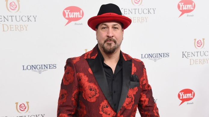Joey Fatone Gets Candid About Daughter's