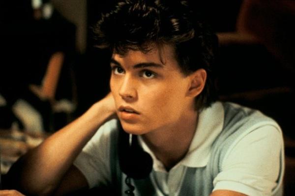 Johnny Depp in A Nightmare on Elm Street
