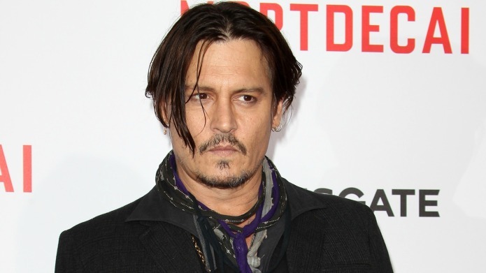 Johnny Depp reprises his role as
