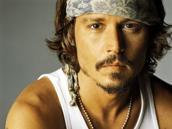 Johnny Depp: celebrity heartthrob