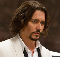 Johnny Depp photo from The Tourist
