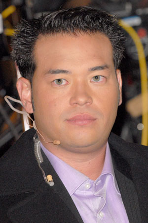 Jon Gosselin is working as a waiter