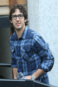 Josh Groban launches the Find Your Light Foundation